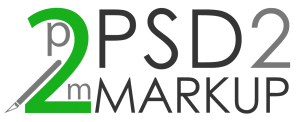 PSD2Markup - premium web development services